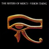 The Sisters Of Mercy - Vision Thing - Box Set - 4LP Box
