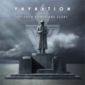 VNV Nation - Of Faith Power And Glory - CD - DigiCD