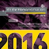 V.A. - Elektroanschlag 2016 - CD
