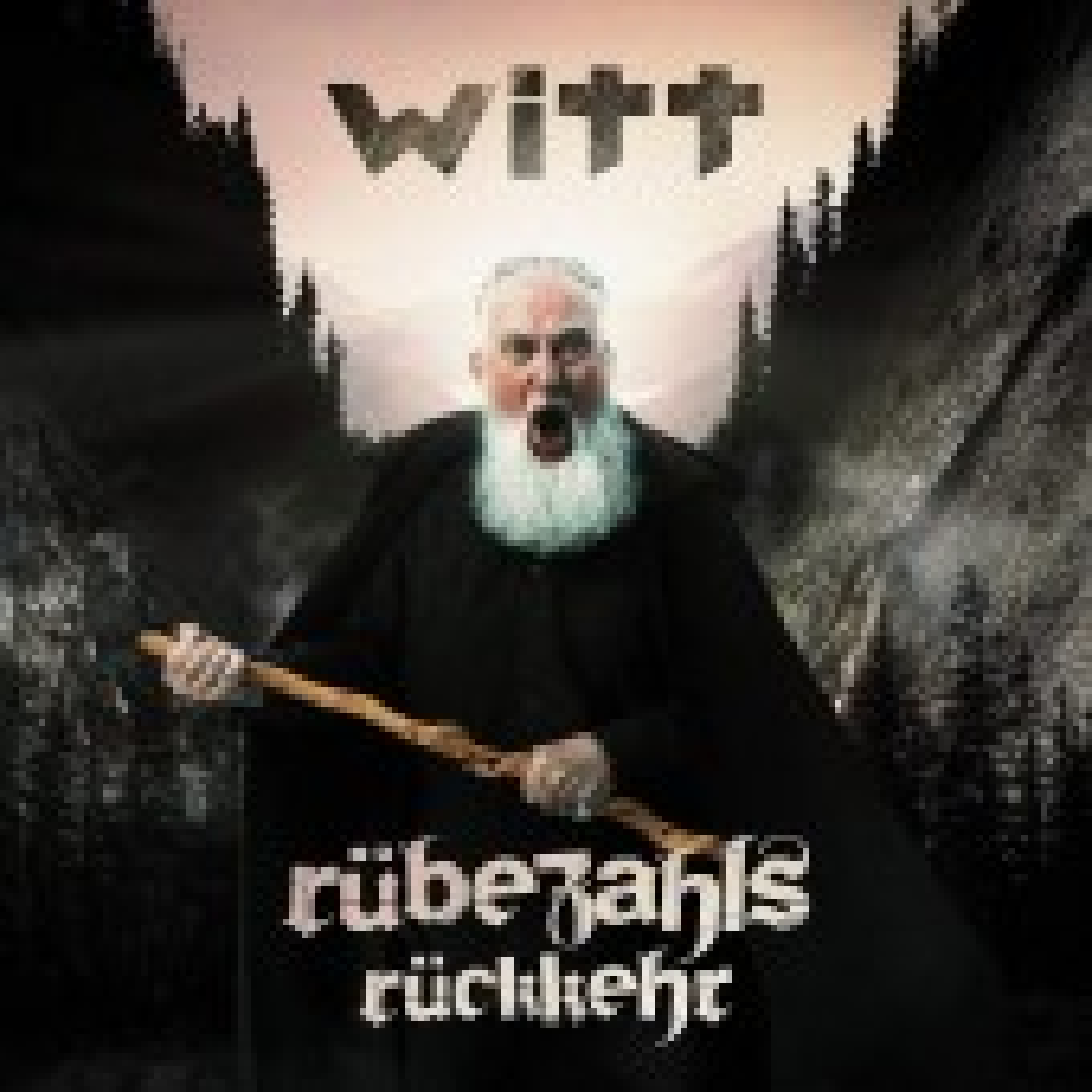Joachim Witt - Rübezahls Rückkehr - CD