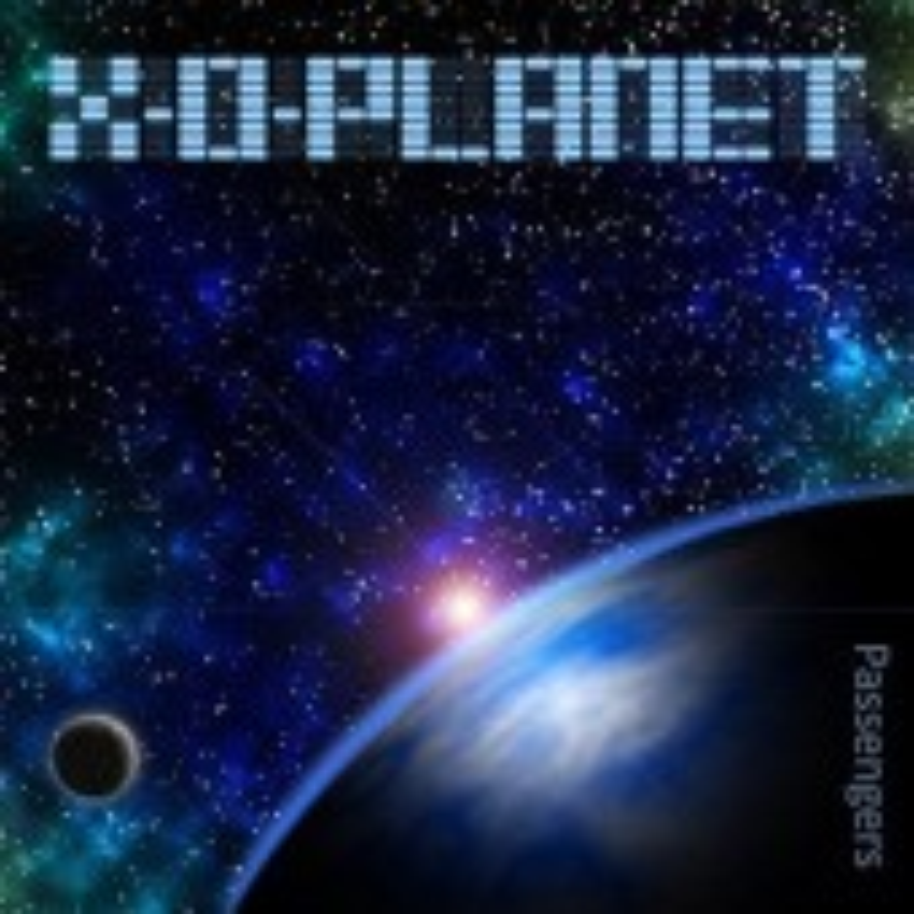 X-O-Planet - Passengers - CD