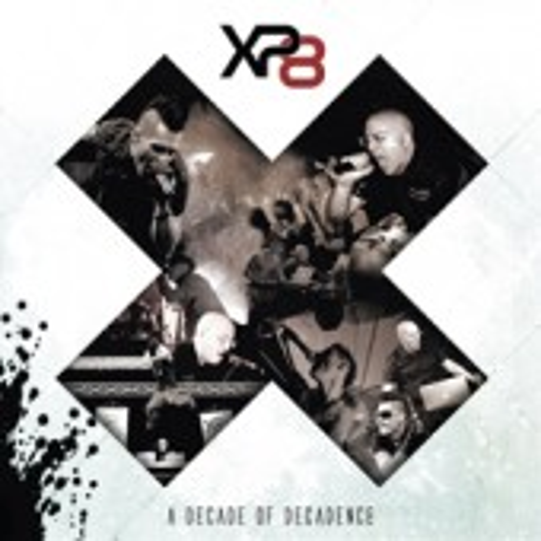 XP8 - X – A Decade Of Decadence - CD